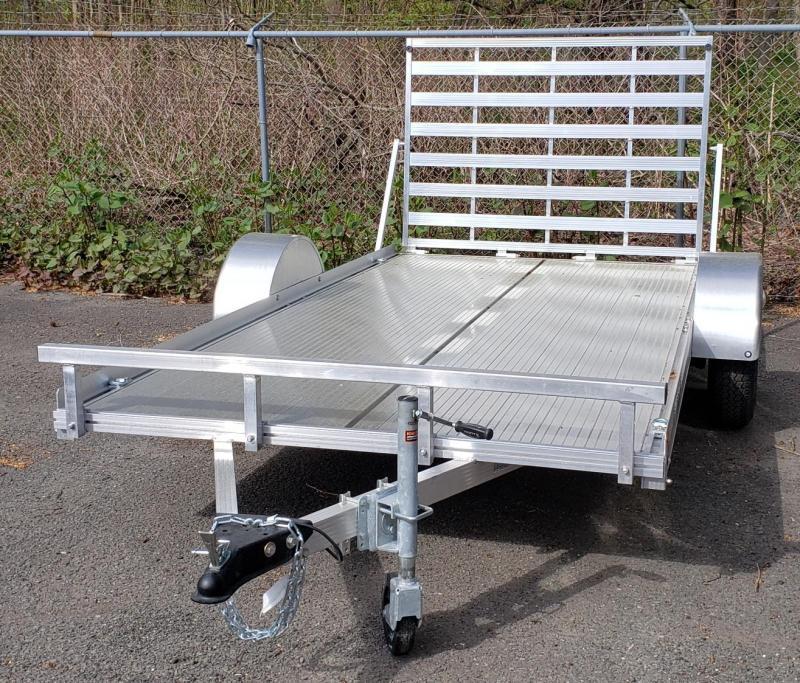 2021 Triton 6 X 12 FIT Series Aluminum Utility Trailer