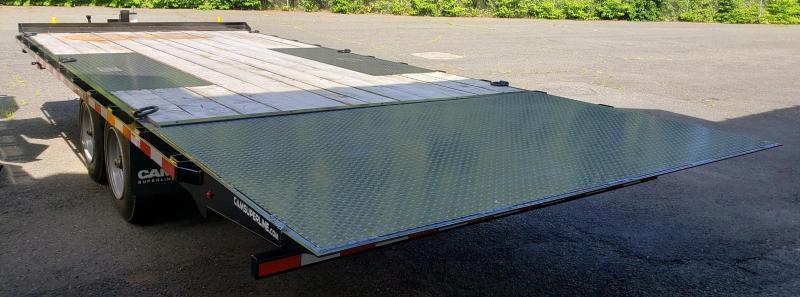 2020 Cam Superline 8.5 X 20 Deckover Full Deck Tilt Trailer