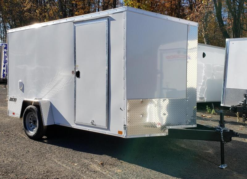 2020 Pace American 7 X 12 Journey SE Cargo Flat Top Trailer