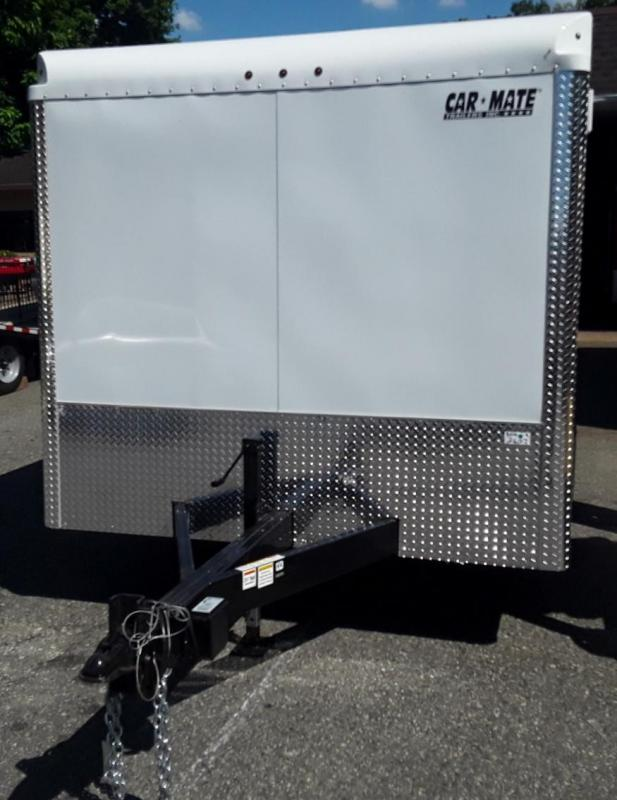 2020 Car Mate 8 X 14 8' Wide Custom Cargo Trailer