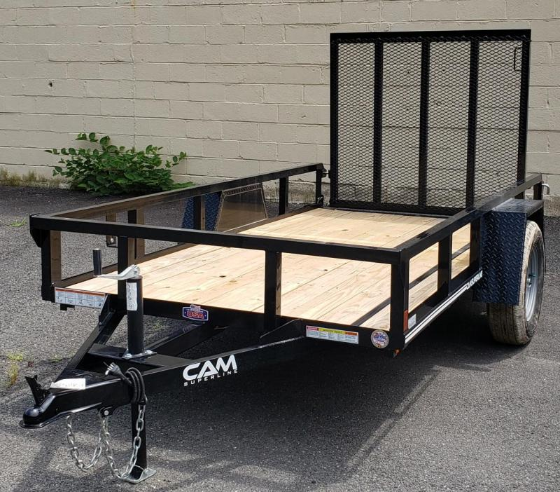 2020 Cam Superline 5 X 10 3K Utility Trailer