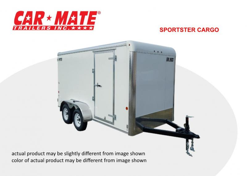 2021 Car Mate 5 X 8 Sportster Cargo