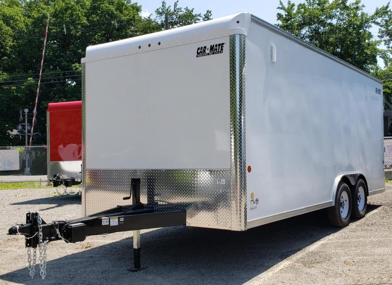 2020 Car Mate 8 X 18 Custom Car Trailer