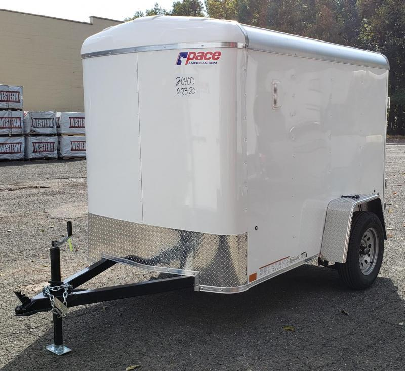 2021 Pace American 5 X 8 Outback Cargo DLX Round