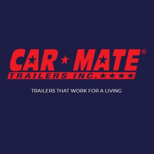2021 Car Mate 5 X 14 Angle Iron Single Axle Trailer