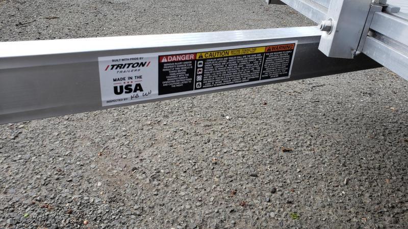 2021 Triton 6 X 12 FIT Series Utility Trailer
