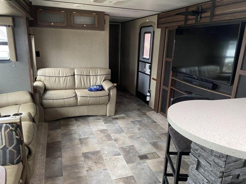 2018 Keystone RV Sprinter Limited 312MLS Travel Trailer RV
