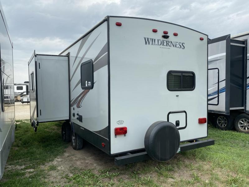 2019 Heartland Wilderness 2475 BH Travel Trailer RV