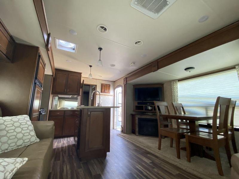 2015 Open Range RV Mesa Ridge MF316RLS