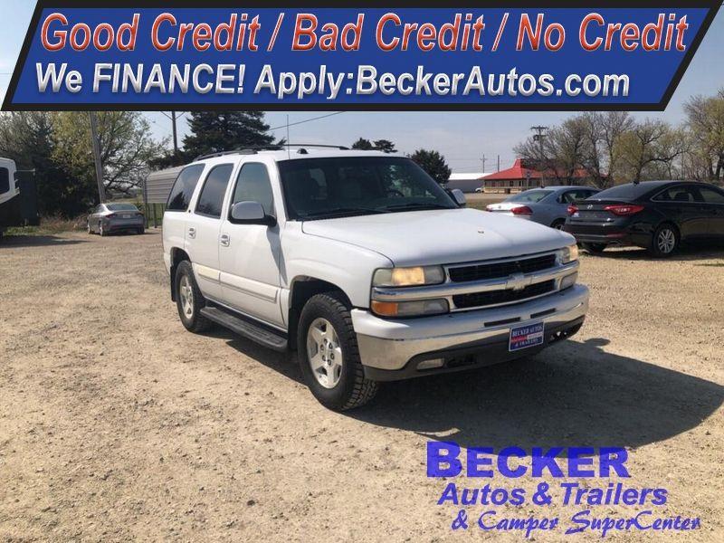 2004 Chevrolet Tahoe CK15706 LT