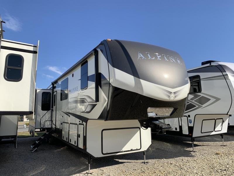 2022 Keystone RV Alpine 3910RK Fifth Wheel Campers RV