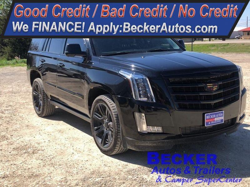 2016 Cadillac Premium