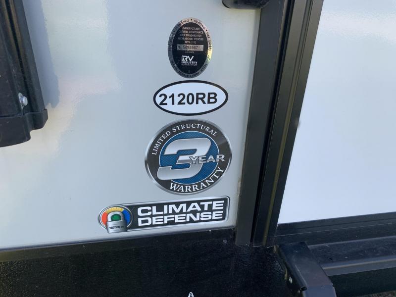 2021 Cruiser MPG Ultra Lite 2120RB