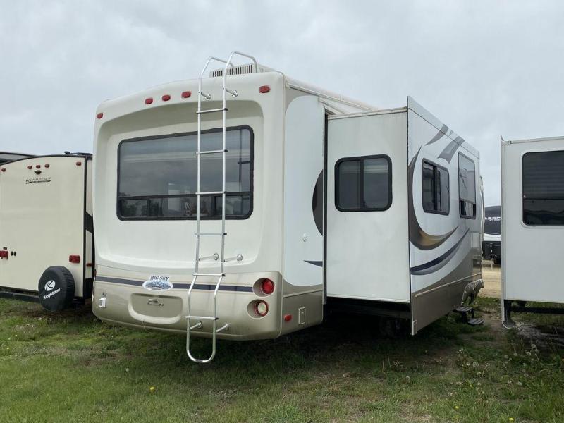 2008 Keystone RV Montana Big Sky 365REQ Fifth Wheel Campers RV