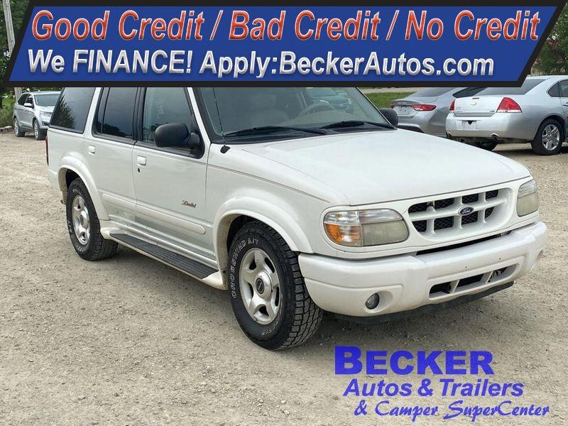 2001 Ford Limited