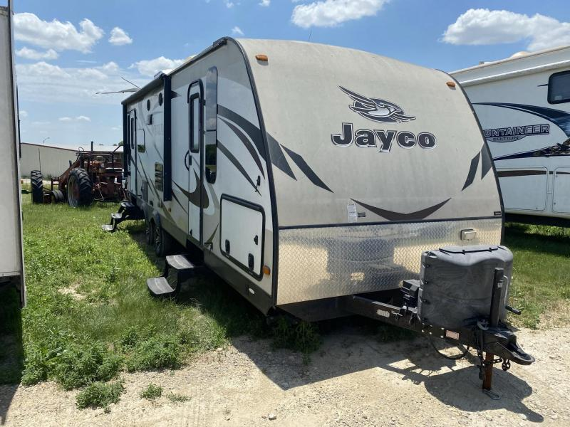2015 Jayco White Hawk 27DSRL Travel Trailer RV