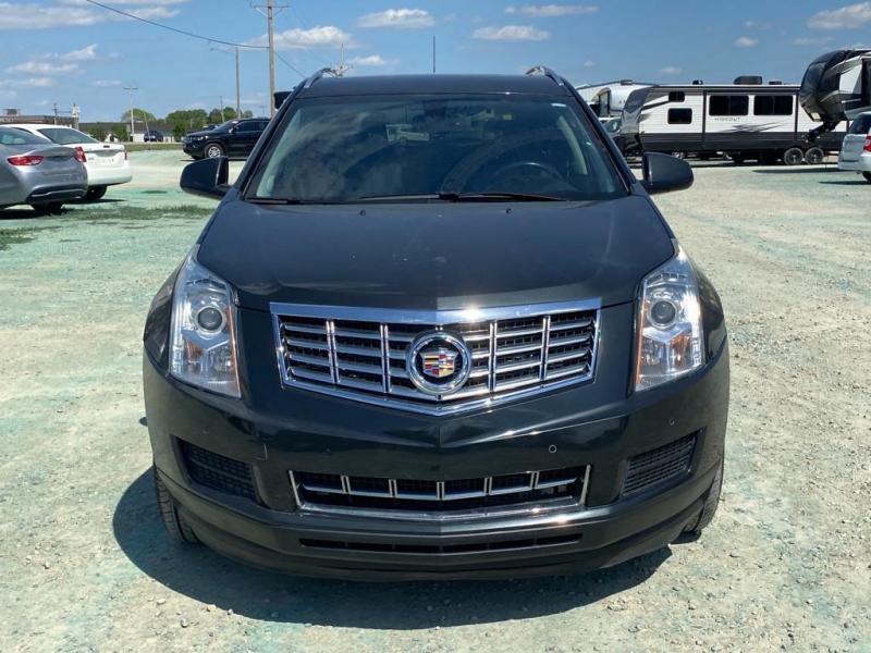 2015 Cadillac Luxury