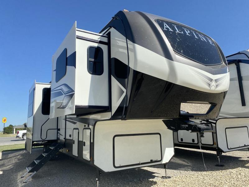 2022 Keystone RV Alpine 3700FL Fifth Wheel Campers RV