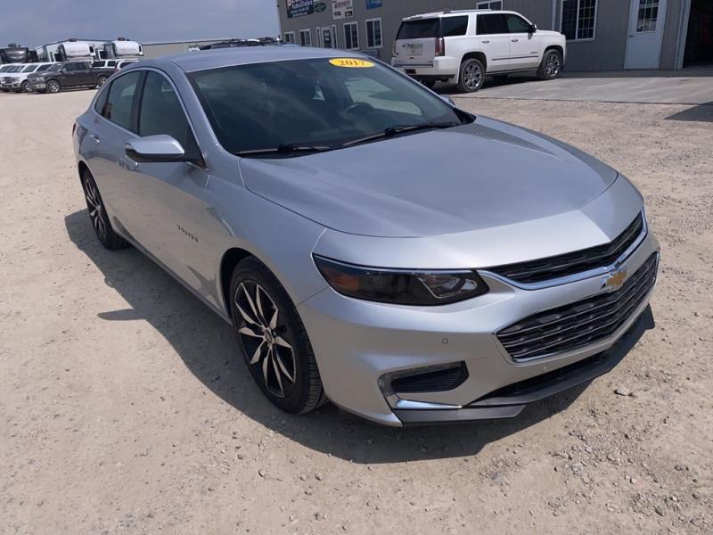 2017 Chevrolet LT