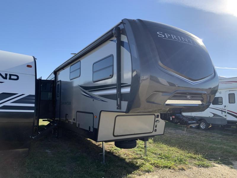 2020 Keystone RV Sprinter Campfire 31FWMB Fifth Wheel Campers RV