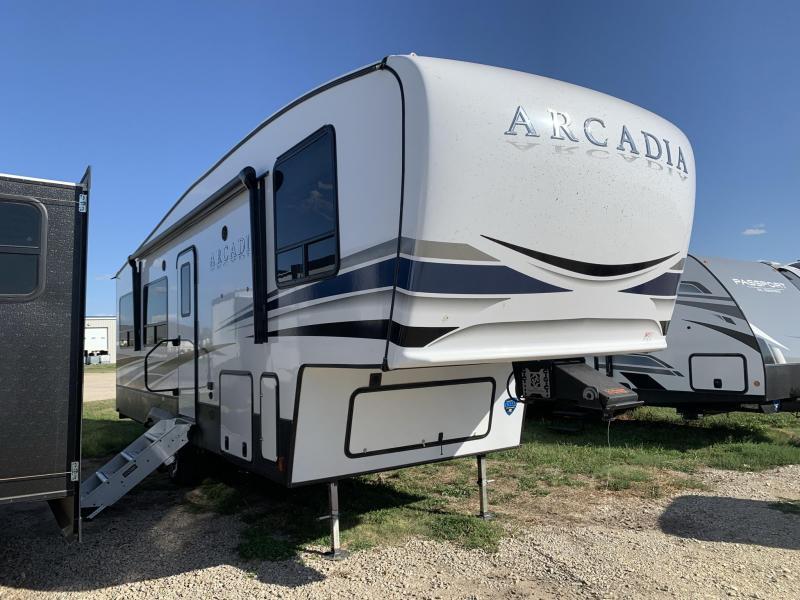 2022 Keystone RV Arcadia 3250RL Fifth Wheel Campers RV