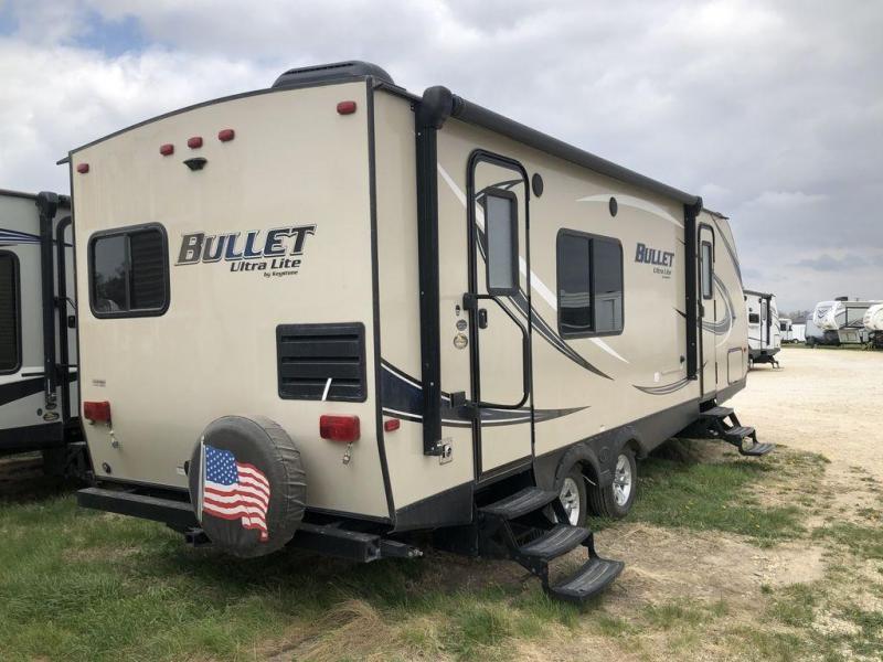 2018 Keystone RV Bullet 248RKS