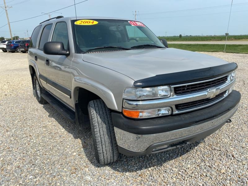 2004 Chevrolet Tahoe CK15706 LS