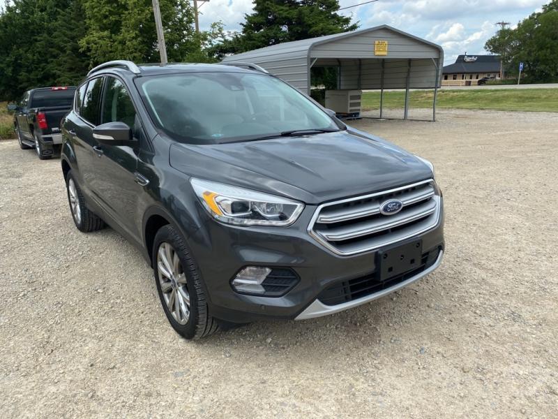 2017 Ford Titanium