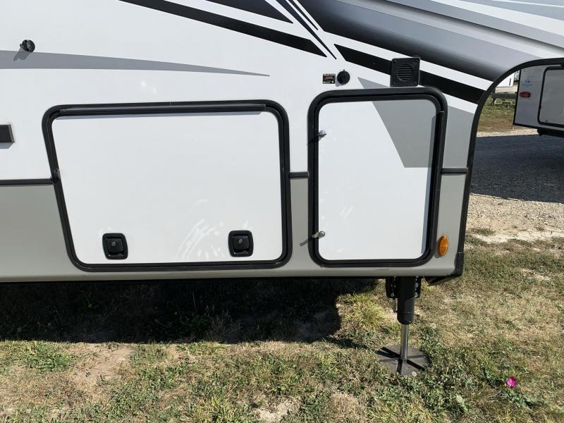 2022 Keystone RV Avalanche 312RS Fifth Wheel Campers RV