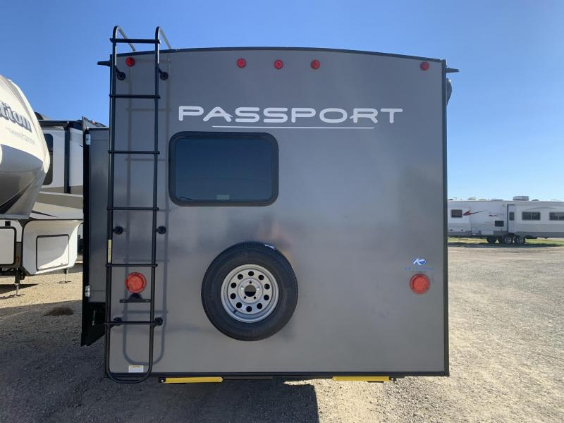 2022 Keystone RV Passport SL 229RK Travel Trailer RV