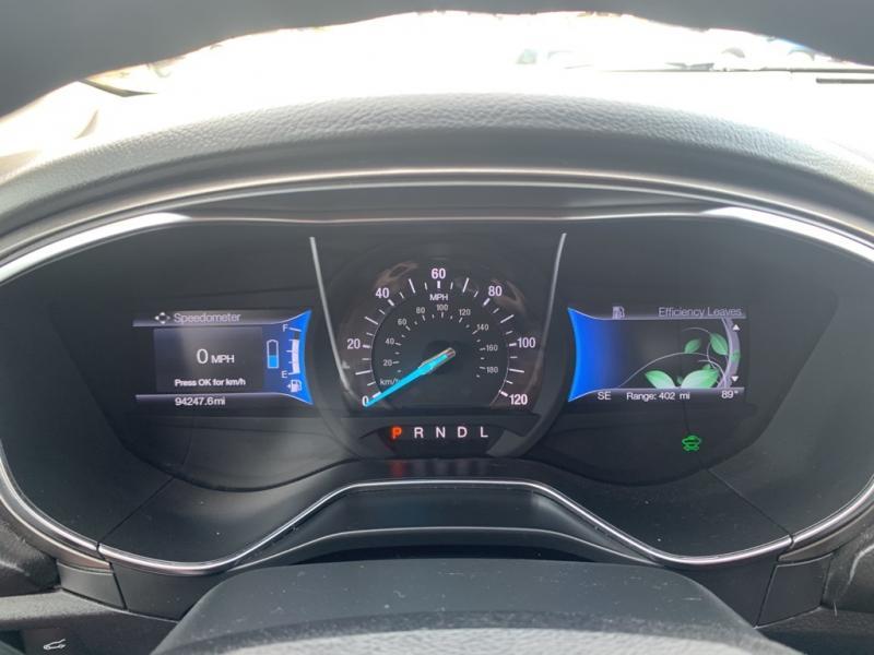 2017 Ford Fusion Hybrid P0L SE