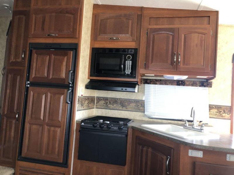 2011 Keystone RV Cougar X-Lite 26SAB