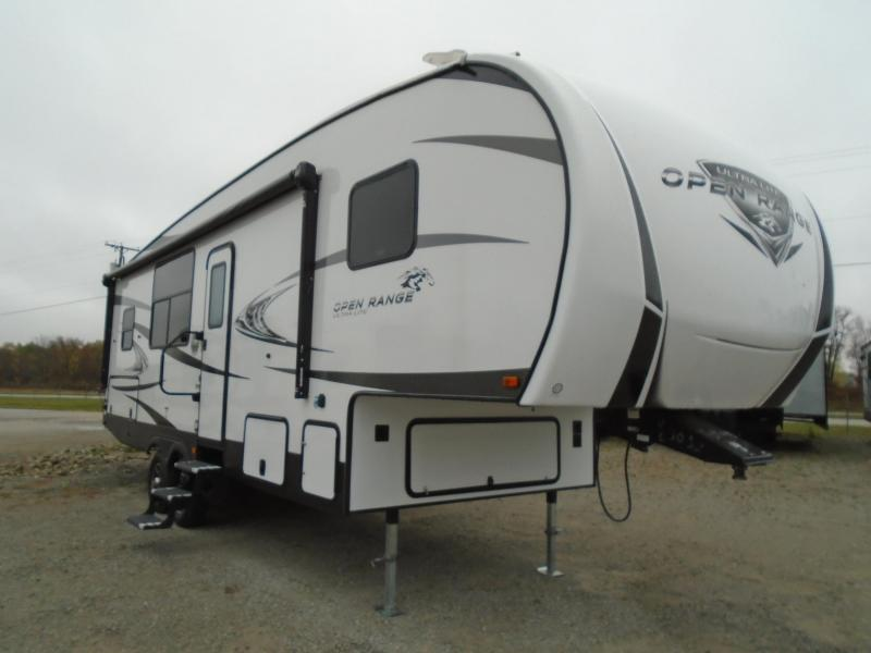 2019 Highland Ridge RV Open Range Light 2804RK Fifth Wheel Campers RV