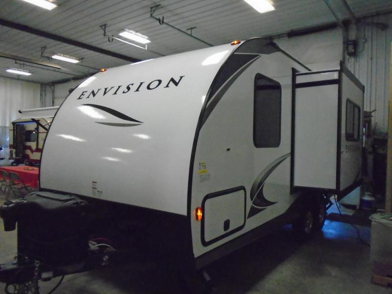 2021 Gulf Stream ENVISION 21QBS Travel Trailer RV