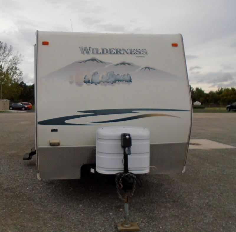 2008 Fleetwood Wilderness 27RBS Travel Trailer RV