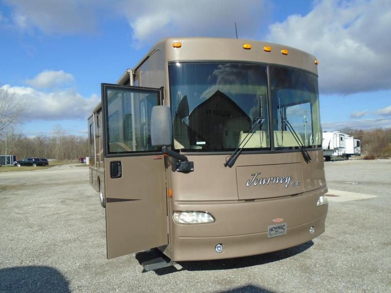 2007 Winnebago Journey 34SH Class A RV