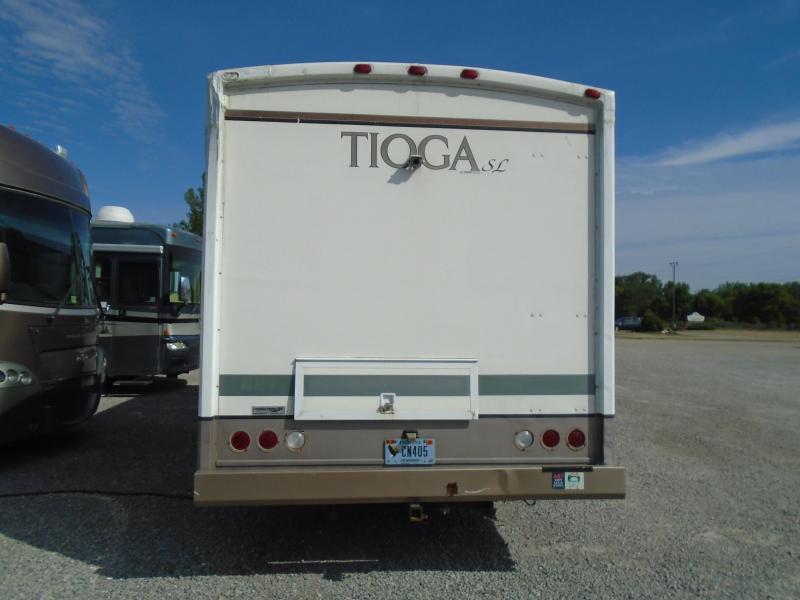 1998 Fleetwood  TIOGA Class C RV