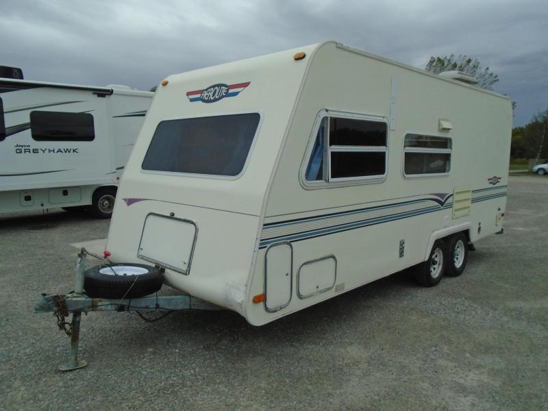 1996 AERO Aerolite 21 Travel Trailer RV