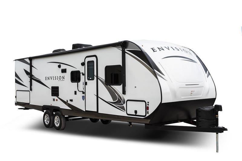 COMING SOON!!!  2021 Gulf Stream Envision 284QB Travel Trailer RV