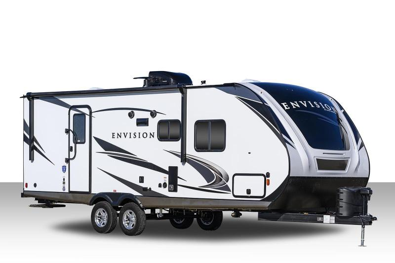 COMING SOON!!! 2021 Gulf Stream Envision 220RB Travel Trailer RV