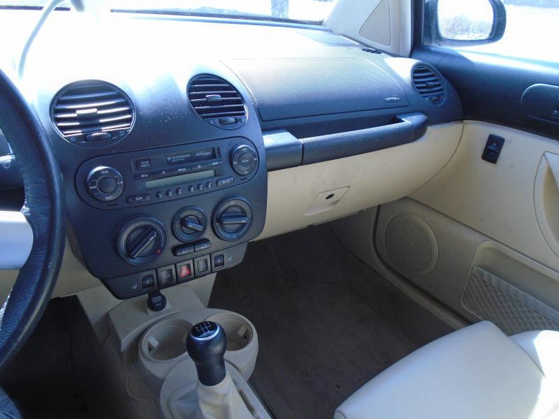 2001 Volkswagen Sport Tow Car