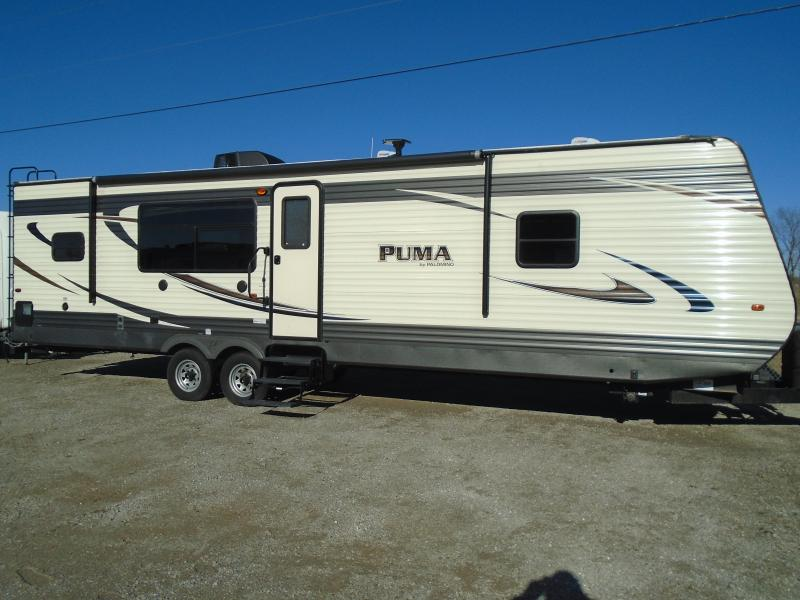 2017 Forest River PUMA 32RTS Travel Trailer RV