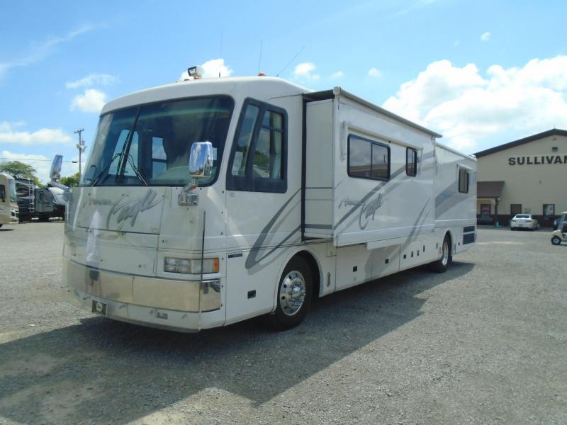 2000 American Eagle 40edf Class A Diesel Rv And Camper Sales And Parts Camper Dealer In Decatur Sullivan Rv