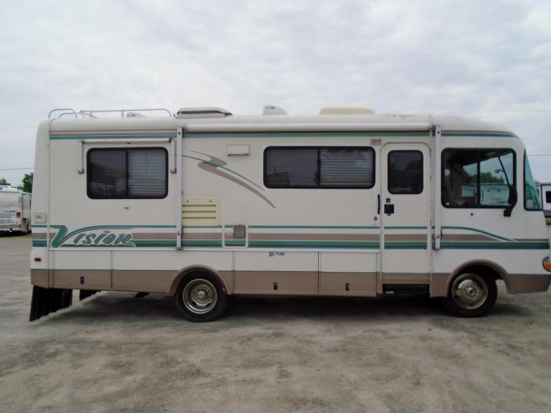 2000 Rexhall Vision V-23 Class A RV
