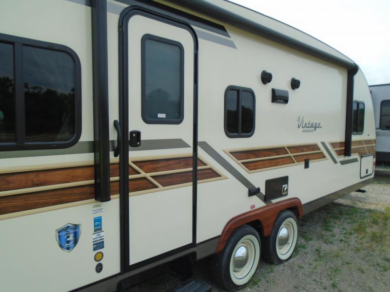 2021 Gulfstream Vintage Cruiser WOODY 23RSS Travel Trailer RV