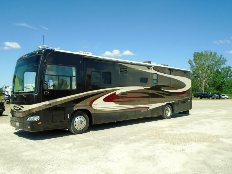 2007 Damon Corporation Tuscany 4055 Class A RV