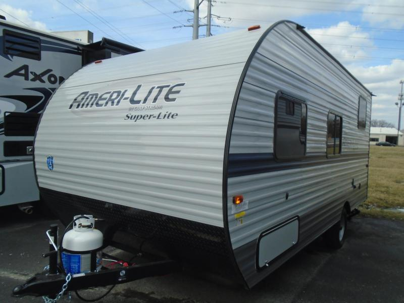 2021 Gulfstream 199DD Travel Trailer