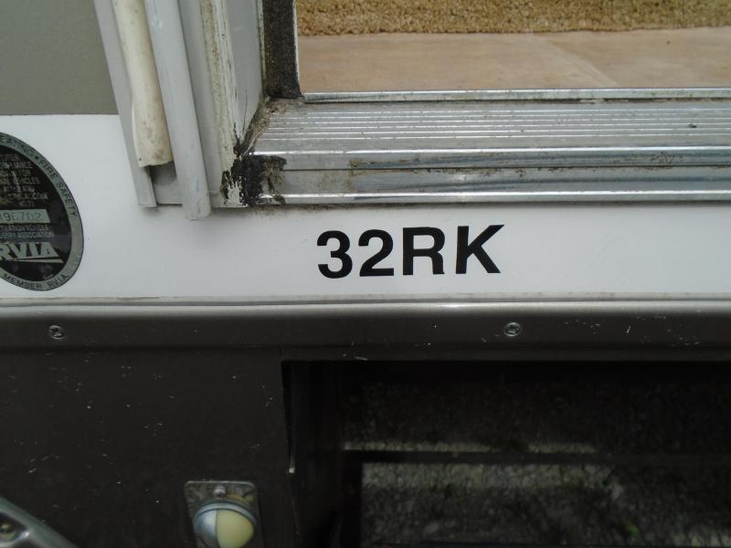 2003 Carriage Inc. Carri-Lite 32RK Fifth Wheel Campers RV