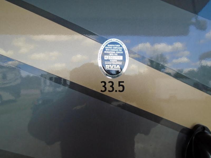 2016 Thor Miramar 33.5 Class A RV