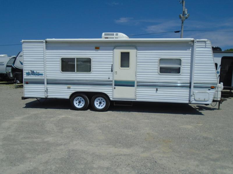 1999 Fleetwood Wilderness 24J Travel Trailer RV